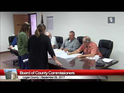 Board of County Commissioner's Meeting (Sept. 15, 2017)