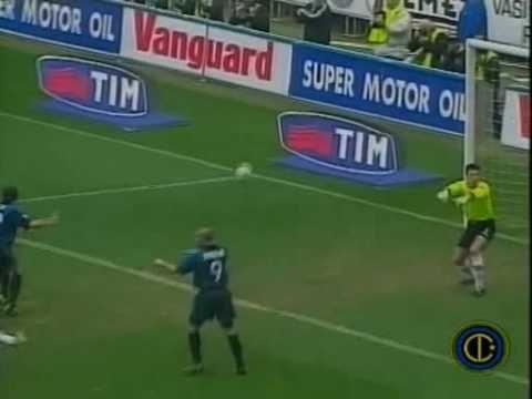 Inter Vs Brescia 2 1 Highlights 2002 Part 1 3 Youtube