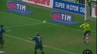 Inter Vs. Brescia  2:1  Highlights 2002 Part 1/3