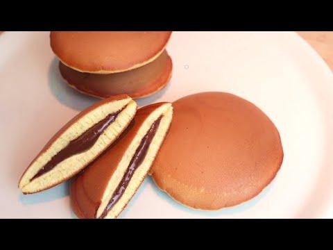 Come fare i pancake in 1 MINUTO! Soffici Pancake Giapponesi! Dorayaki! #533