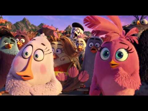 Angry Birds ve filmu - HD trailer G - CZ dabing