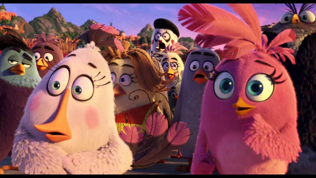Angry birds stella trailer