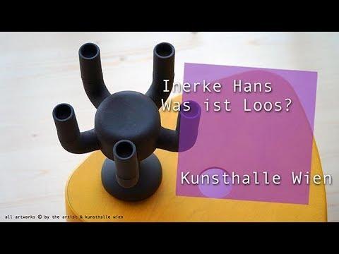theartVIEw – Ineke Hans. Was ist Loos? at Kunsthalle Wien