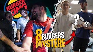 Michou se fait clash par le serveur Burger King avec Guizzi, Pidi et Lebouseuh !