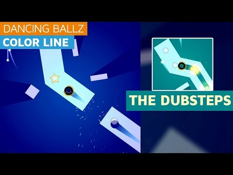 Dancing Ballz: Color Line - The Dubsteps | SHAvibe