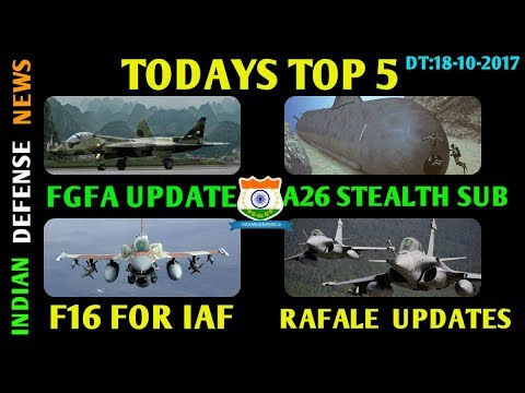 Indian Defense News FGFA latest news,Saab Kockums -A26 Stealth Modular Submarine ,Rafale make in ind