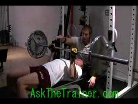 Reverse Grip Bench Press Heavy Triceps Exercises Youtube