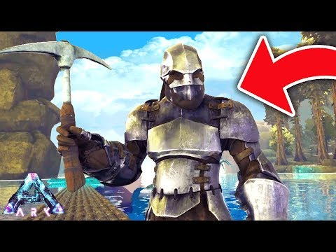 ARMOUR UPGRADED! (ARK ABBERATION EPISODE 15) *Live*