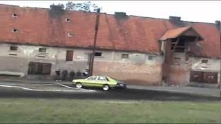 """7 Kobierzycki Konkurs Samochodowy ~ 11.11.2010 ~ Czarnecki / Panek ~ Polonez 1500 """"Drift"""""""