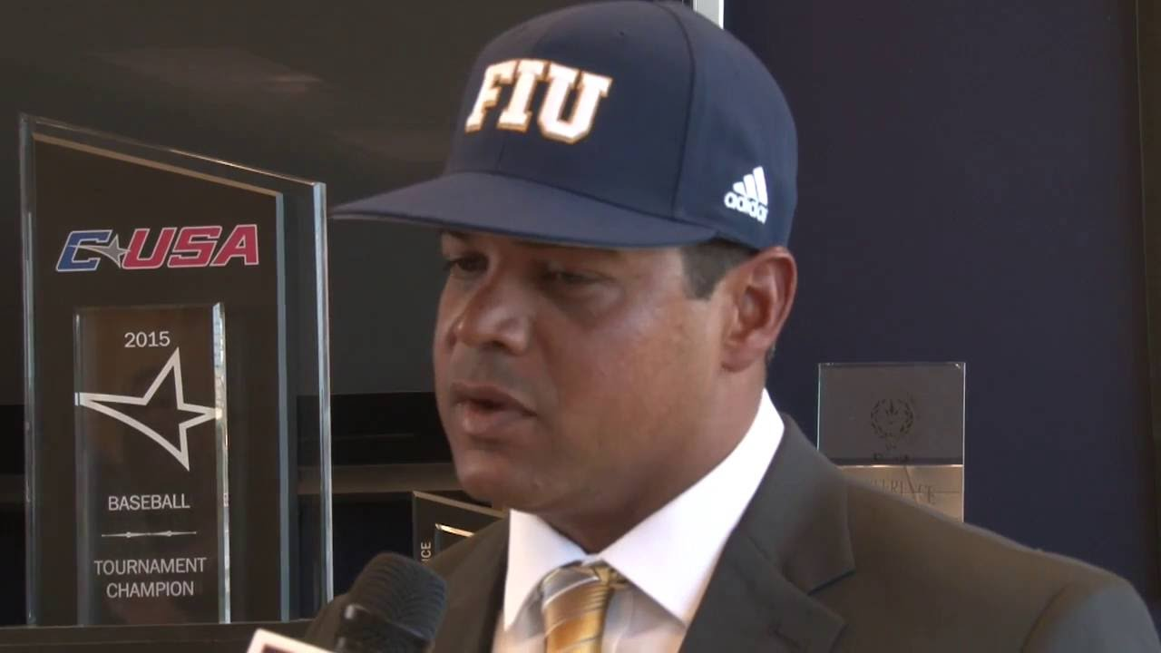 Mervyl Melendez talks FIU Baseball - YouTube a9803e2aaf2f