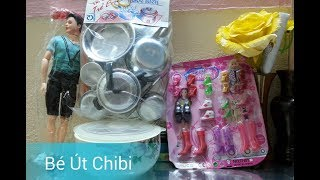 Tâm sự của chị Bé Út Chibi về mini Game và các đơn hàng hàng 7/10/2017