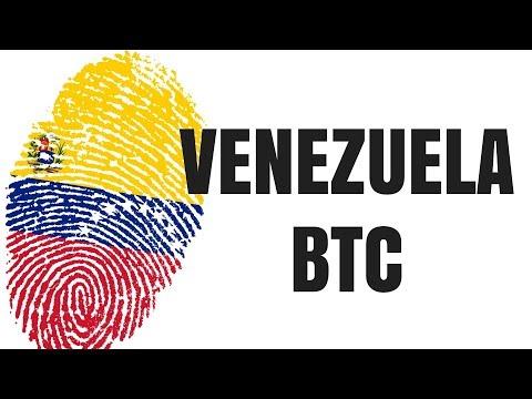 Venezuela first to HyperBitcoinization?