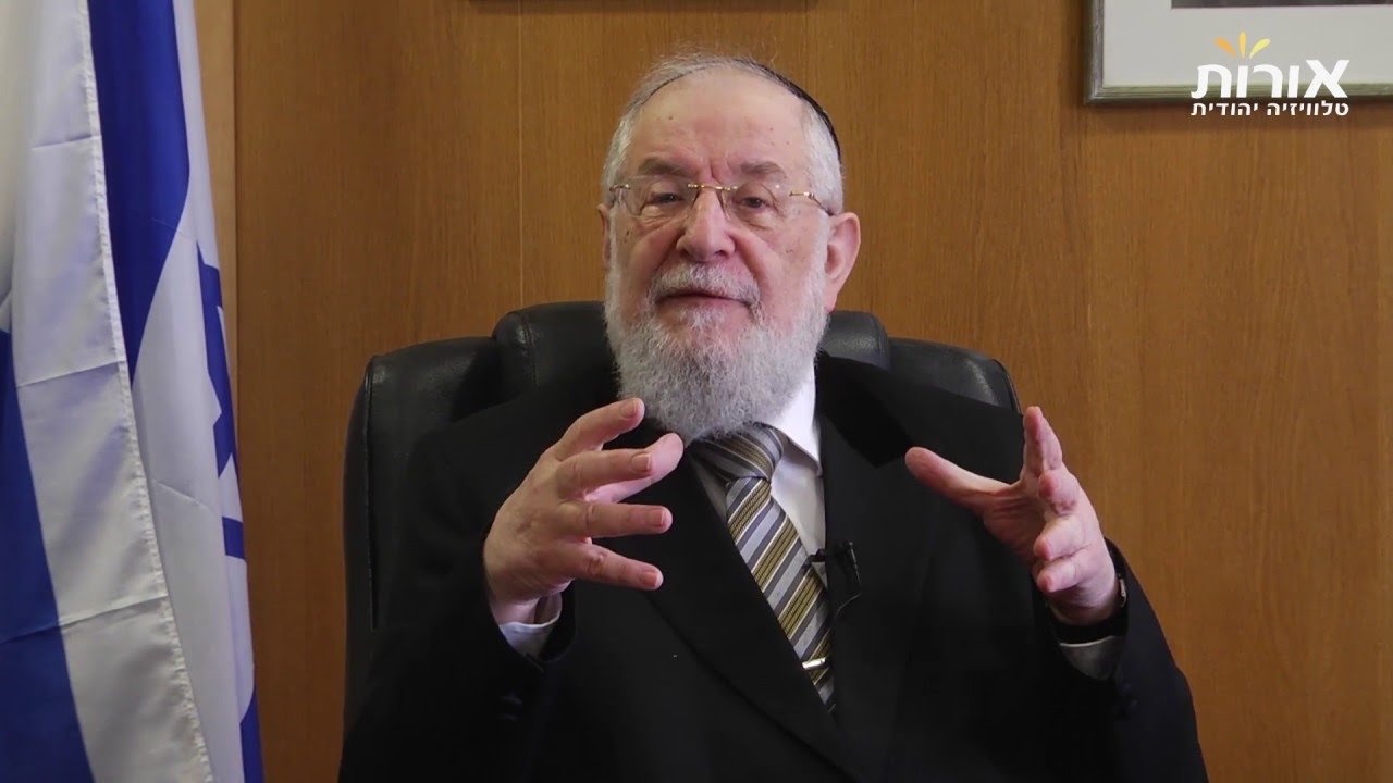 The real difference between man and beast - Rabbi Lau on Parashat Tazria