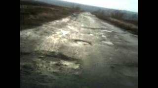 Дорога от пгт. Великий Бурлук до г. Купянск.(, 2015-01-07T00:01:51.000Z)