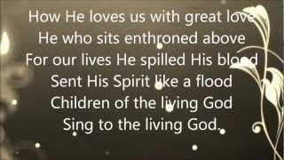 Children of the Living God - Fernando Ortega - Lyrics HD