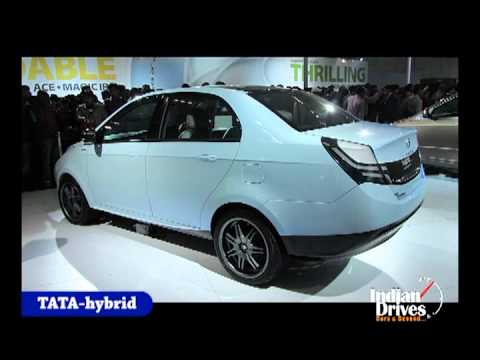 TATA Manza Hybrid Model First Look, interior & exterior review