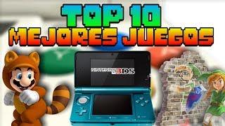 TOP 10 Mejores Juegos de Nintendo 3DS | Un catálogo para la Historia
