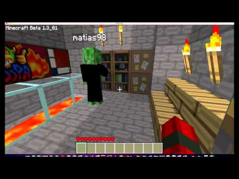 Minecraft Bowser S Castle Youtube