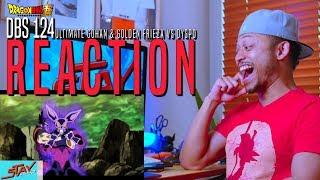 Video Dragon Ball Super Episode 124 Reaction Ultimate Gohan & Golden Frieza vs Dyspo download MP3, 3GP, MP4, WEBM, AVI, FLV Januari 2018