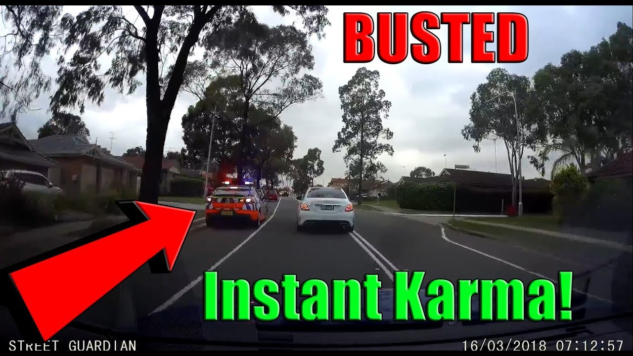 40b61a5c3 COPS VS DRIVERS | Busted by Police | INSTANT KARMA Videos of 2019 & Traffic  Fails