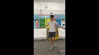 Publication Date: 2020-06-03 | Video Title: 童心抗疫 - 花式跳繩校隊 潘sir