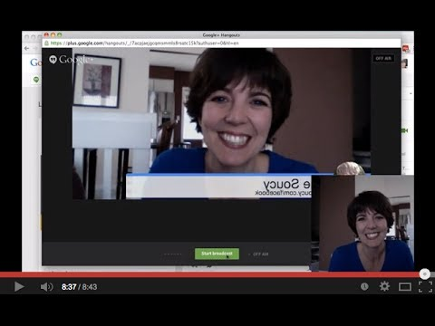 Google Hangout Tutorial - How To Use Google Hangouts - 2013 2014 Update