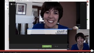 Google Hangout Tutorial - How To Use Google Hangouts - 2013 2014 Update - Sue Soucy
