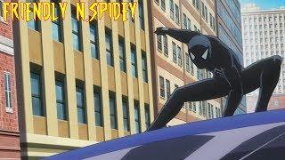 Video Symbiote Spidey VS Captian America - Marvel Avengers Disk Wars Anime Clip download MP3, 3GP, MP4, WEBM, AVI, FLV Agustus 2018