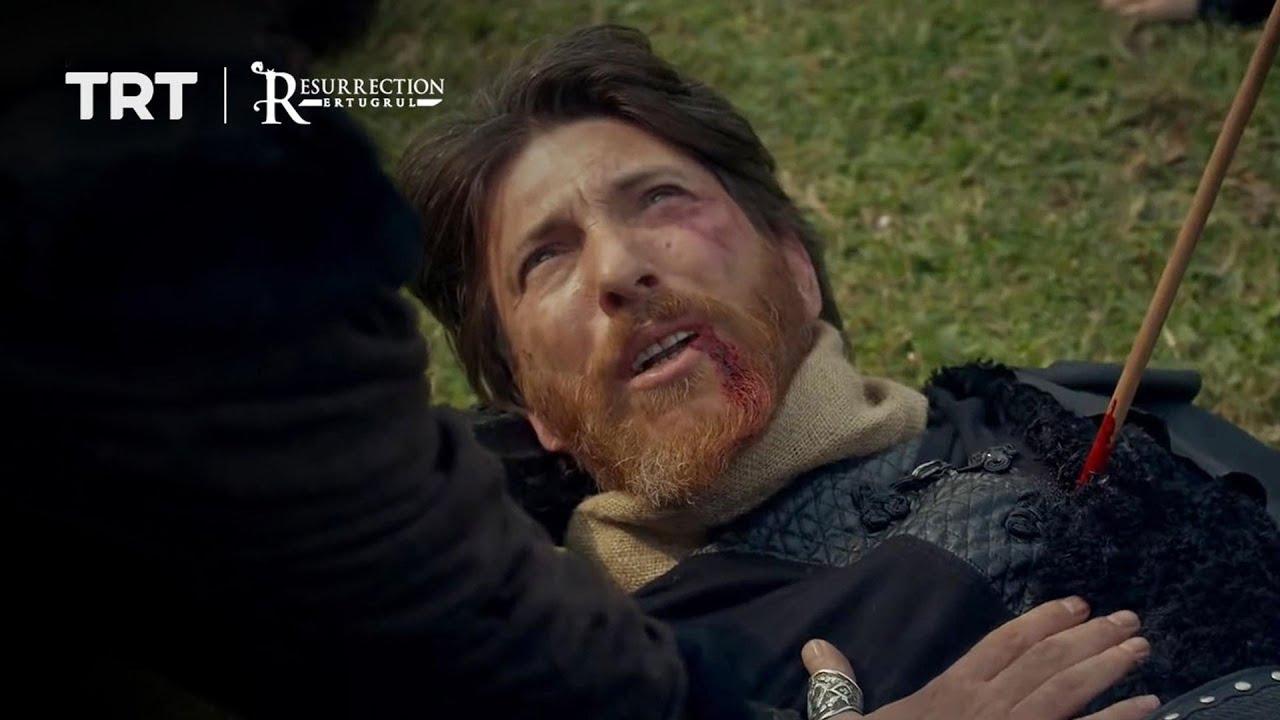 Ertugrul tries to rescue Vezir Ertokus