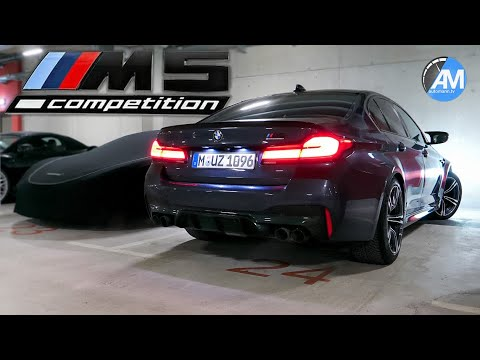 BMW M5 CS *INSANE* 0-310 ACCELERATION TOP SPEED & SOUND by AutoTopNL