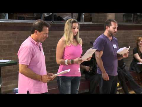 Way Off Broadway Extra  Cast Audition