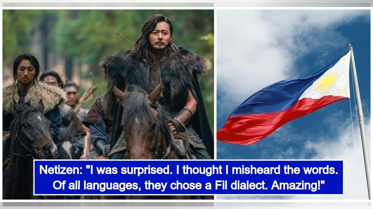 """Download Philippine languages featured in the K-drama series """"Arthdal Chronicles"""""""