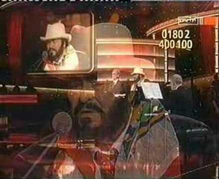 Luciano Pavarotti & Josè Carreras