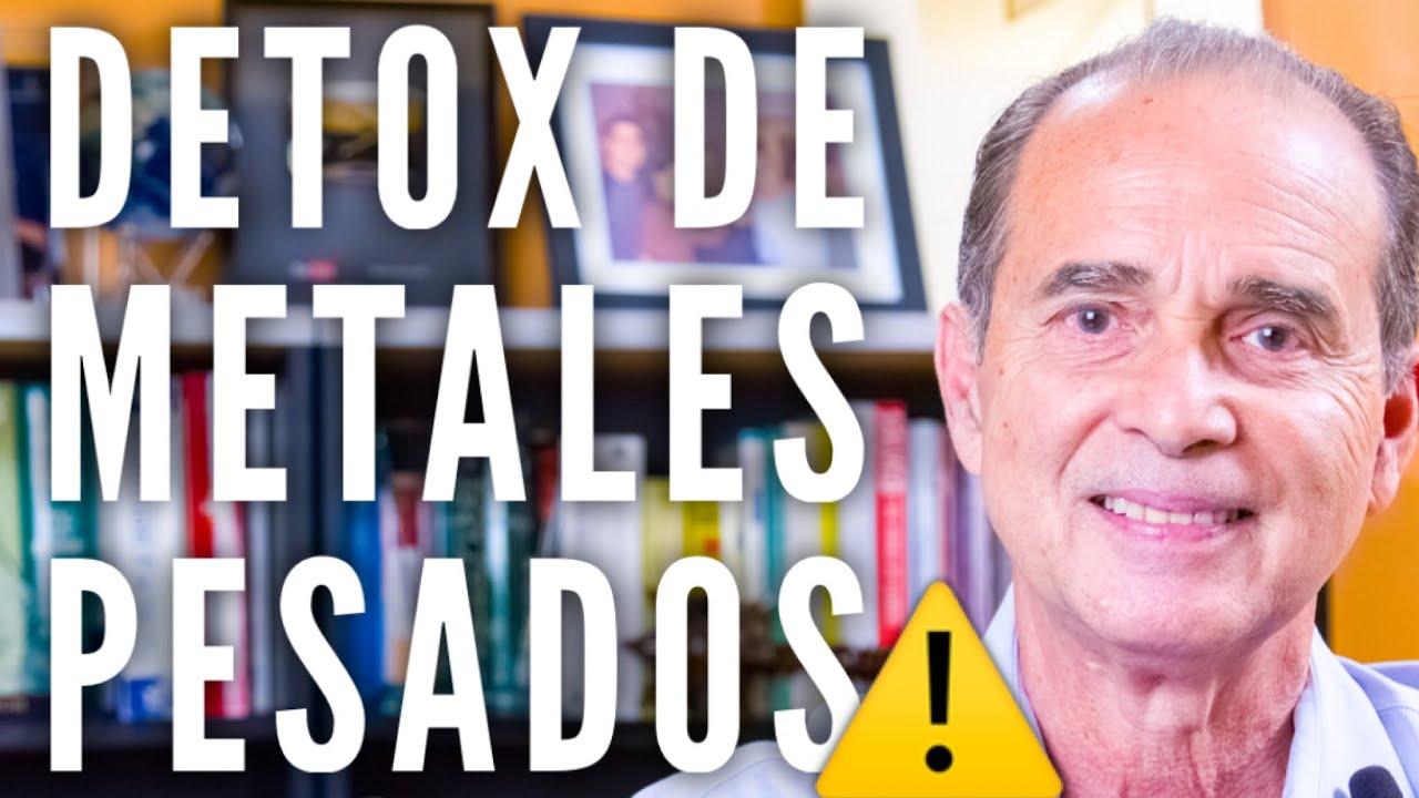 Download Episodio #1931 Detox De Metales Pesados