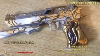 [CFVN] Desert Eagle VIP El DORADO Ngoài đời thật ! Mô hình đột kích
