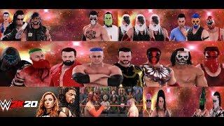 WWE 2K20 CTL Episode 1 Clifford's New Job (Crazy Ending)