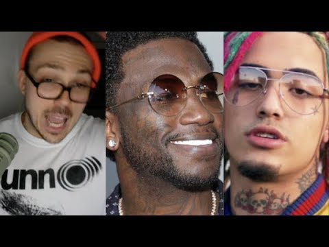 Gucci Mane Might SIGN Lil Pump!
