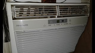 How To Clean and Service Window AC Unit Without Removing From Wall