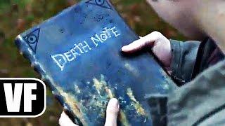 DEATH NOTE (Le Film) Bande Annonce VF (2017) Netflix