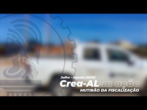 Crea-AL realiza mutirão de fiscalização em 24 municípios alagoanos