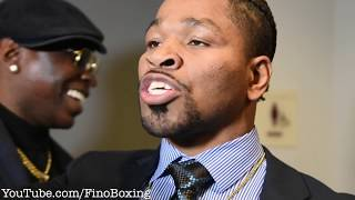 Shawn Porter Calls out Danny Garcia: Pick One, Spence, Thurman or Me