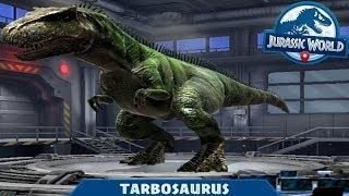 New Dinosaur TARBOSAURUS || Jurassic World Alive Android Gameplay