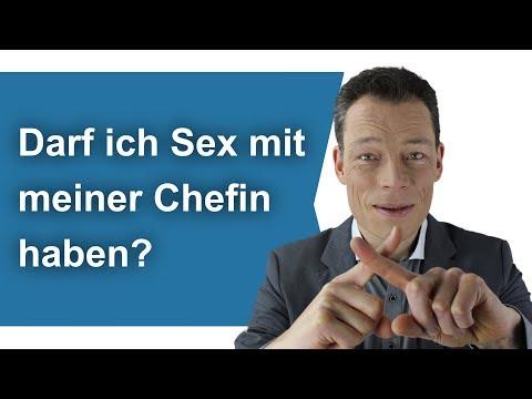Darf ich Sex mit meiner Chefin haben? Liebe am Arbeitsplatz. Frag Coach Wehrle (2)