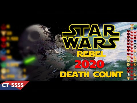 Star Wars Saga Rebel Alliance 2020 Death Count |