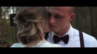 Свадебный клип Евгения и Анастасии. Свадьба в стиле бохо в Санкт-Петербурге