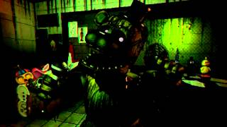 Power out phantom freddy fnaf 3