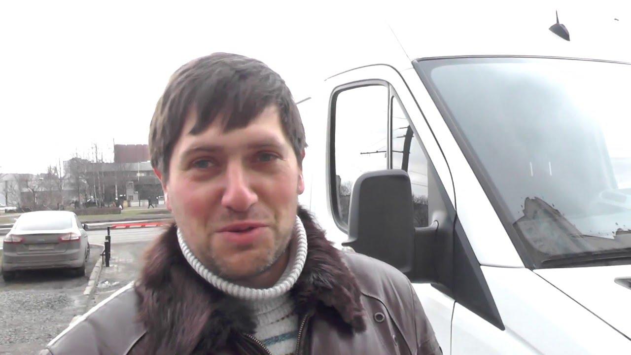 Микроавтобусы из Германии: Renault Master - YouTube