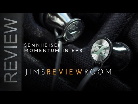Sennheiser Momentum In-ear earphones - REVIEW