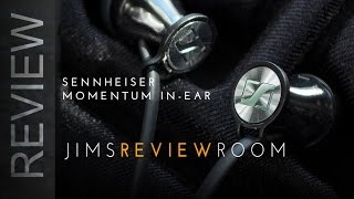 Sennheiser Momentum In-ear earphones - REVIEW