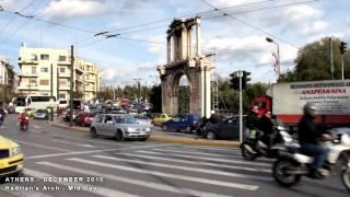 видео Путешествие в Афины, столицу Греции